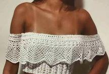 crochet boho