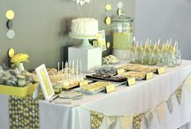 Baby showers / by Kerri Vieira