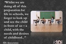 Wellbeing / The wellbeing of children and young people are as important as their academic achievement. We need to plan for this in schools.