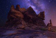 Milky Way/ Galaxy / by Tessa Christensen