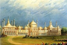 Regency Brighton and Brighton Pavilion / The Pavilion was the fantastical seaside home of the Prince Regent. Under his patronage, Brighton became the centre of the fashionable world.