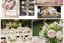 Wedding rustic