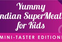 Food ideas for kids / by Nirbhigna Shah