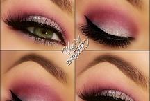 mehandi makeup