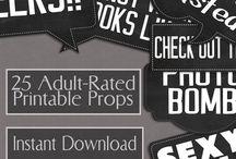 Printables / Digital Downloads