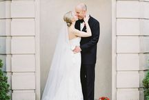 The Knot : Real Weddings : Featuring Sharla Flock Designs / Woot Woot! We love the love from The Knot!