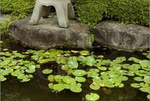 Zen Garden Landscapes and Decor / Stone sculptures, fountains, pagodas, Chinese garden stools, and just about anything else that makes an awe inspiring zen garden!