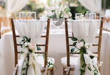 Idris and Calum's wedding