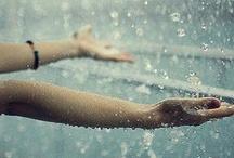 Rain / by Monica Howkins