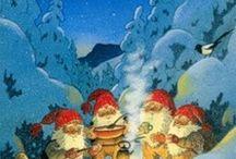nisser og gnomer
