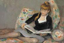Mulheres a ler
