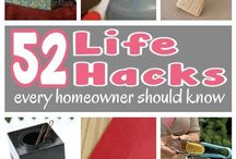 Organizing and life hacks