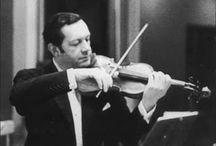 Violinistas de leyenda