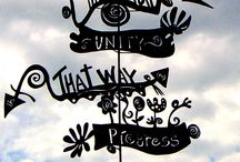 Weathervanes / by Cherie C
