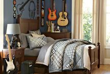 Teen boy's room ideas for Erick