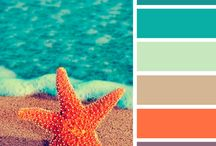 Favourite Design Seed pallettes / Love colour? Check out http://design-seed.com for great colour combinations