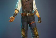 RPG - Fantasy - Rogues