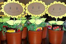 cumpleaños plantsvszombies