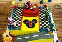 Logan's birthday party