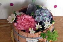 Kvetinové torty