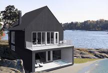 Sunhouse Saaristolaistalot / Sunhouse Archipelagian houses collection. http://www.sunhouse.fi/
