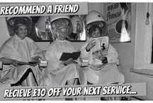 Sixth Sense Salon Offefs / #sixthsensesalon
