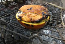 The great outdoors / Camping tips tricks and recipes