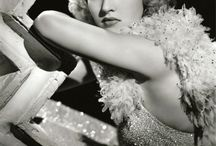 1937 Make Up, Fashion, Beauty / Make Up examples, hairstyle, fashion and beauty from 1937's