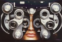 Exam and Treatment Photos -- Adults / Photos showing various eye exams and treatments for adults. / by National Eye Institute, NIH