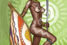Aztec / Warriors / by Michael Morton