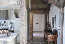 Barn-Metal home
