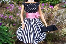 dressing barbie