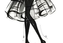 Fashion Illustrations / Fashion Illustrations  |  Fashion Design  |  Fashion Art