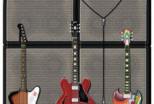 Clapton's gear