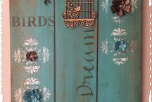 Placas decoradoras