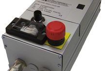 MSF-Technik / MSF-Technik manufacture a complete range of fully customised inverters used for machines that require variable speed. Units can be pre-programmed with a variety of intelligent controls and photo-cells can be fitted directly on to the unit.