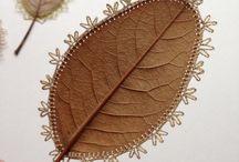 Art листья