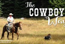 From Cowgirl Confessions and More / Articles and stories about living with cowboys, working as a freelance web developer, and my general intention to live life until I die.