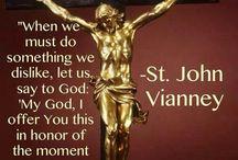 St. John Vianney, France (1786-1859)