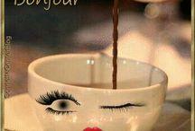 Iubitori de cafea