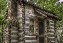 Old Cabins 2