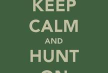 Outdoor, hunt, love!