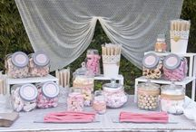 candy weddings