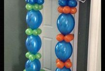 Ideas - Sports Balloons
