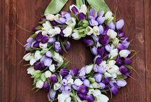 Tavaszi-húsvéti díszek