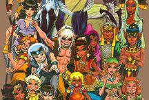 Elfquest Pini / Elfquest comics Richard Wendy Pini