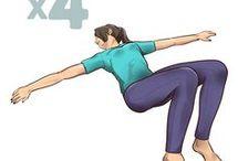 esercizi di ginnastica