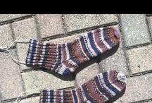 knitting / by Lisa Richards