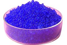 Silicagel Desiccants / Moisture-indicating grades ofSilica Gelare intended forusein the removal of water vapor in air or other gases in static or dynamic environments. #silicagelblue #silicagelbeads #silicagelcrystals