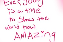Confidence boosters.(: / Everyone deserves to feel extraordinary, but sometimes we need a little boost.(: xoxo / by Ali Jones